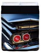 1959 Chevrolet El Camino Taillight Duvet Cover
