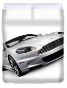 2009 Aston Martin Dbs Duvet Cover