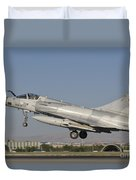 A Dassault Mirage 2000 Of The United Duvet Cover