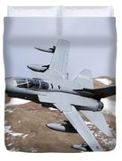 A Royal Air Force Tornado Gr4 Duvet Cover