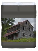 Abandoned Homestead Duvet Cover