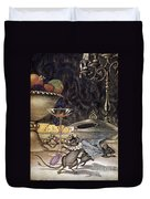 Aesop: Town And Country Duvet Cover
