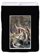 Antony & Cleopatra Duvet Cover