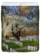 Arlington National Cemetary Duvet Cover