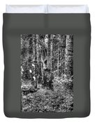 Back To Nature Duvet Cover