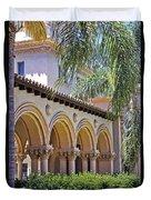 Balboa Park Arches Duvet Cover