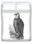 Bald Eagle Duvet Cover