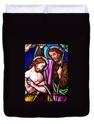 Baptism Duvet Cover