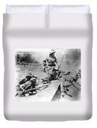 Birth Of A Nation, 1915 Duvet Cover
