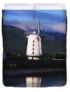 Blennerville Windmill, Tralee, Co Duvet Cover