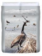 Call Of The Wild Duvet Cover