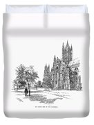 Canterbury Cathedral Duvet Cover