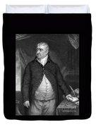 Charles Fox (1749-1806) Duvet Cover