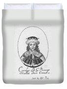 Charles I (1600-1649) Duvet Cover