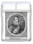 Christian Iv (1577-1648) Duvet Cover