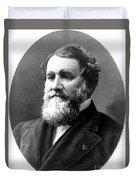 Cyrus Mccormick, American Inventor Duvet Cover