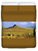 Dingle Peninsula, Co Kerry, Ireland Duvet Cover