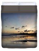 Embleton Bay Sunrise Duvet Cover