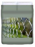 Fence Duvet Cover