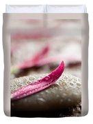 Flower Petals Duvet Cover