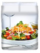 Garden Salad Duvet Cover