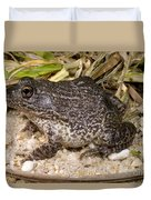 Gopher Frog Duvet Cover