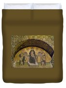 Hagia Sophia: Mosaic Duvet Cover