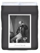 Horatio Nelson (1758-1805) Duvet Cover