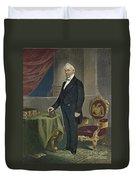 James Buchanan (1791-1868) Duvet Cover