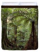 Jungle Duvet Cover