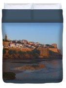 Kasbah Des Oudaias, Rabat Duvet Cover