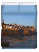 Kasbah Des Oudaias, Rabat Duvet Cover by Axiom Photographic