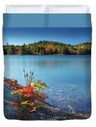 Killarney Provincial Park In Fall Duvet Cover