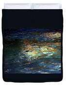 Light On Water Duvet Cover