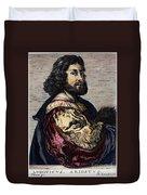 Ludovico Ariosto Duvet Cover
