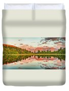 Matheson Lake Duvet Cover