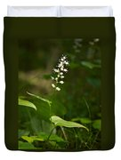 May Lily Duvet Cover