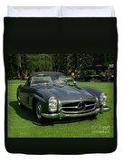 Mercedes 300 Sl Duvet Cover