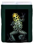 Mimic Poison Frog Duvet Cover