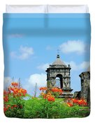 Mission San Jose San Antonio Duvet Cover