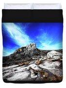 Mount Kinabalu Duvet Cover