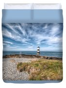 Penmon Point Duvet Cover