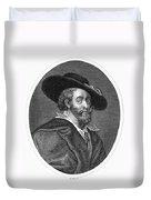 Peter Paul Rubens Duvet Cover
