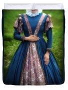 Renaissance Princess Duvet Cover by Joana Kruse