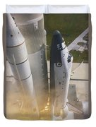 Shuttle Lift-off Duvet Cover