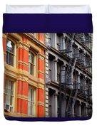 Soho New York Duvet Cover