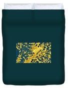 Staphylococcus Biofilm Duvet Cover