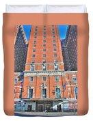 Statler Towers Duvet Cover