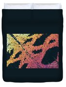 Sunset Moth Urania Ripheus Duvet Cover