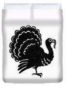 Symbol: Thanksgiving Duvet Cover